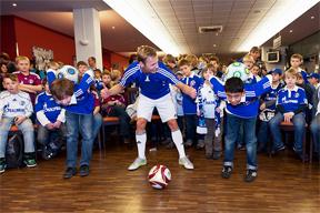 Fussball Workshops mit dem Profi