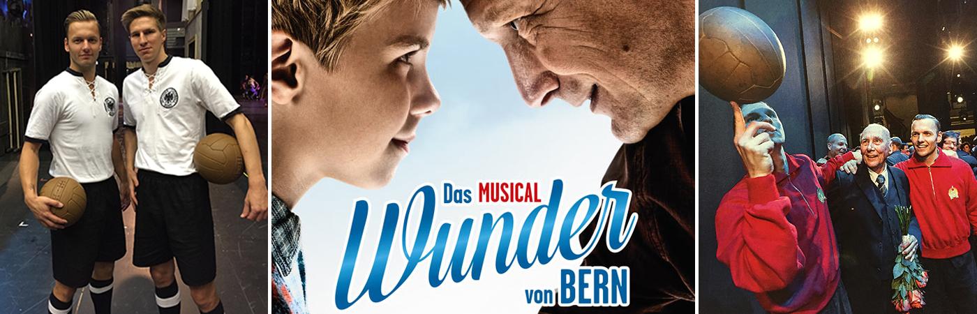 Das Wunder Von Bern Mit Fussballartisten Adrian Fogel